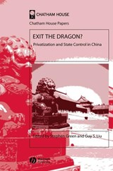 Exit the Dragon? | Stephen Green |