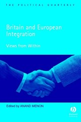 Britain and European Integration | Anand Menon |