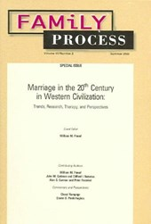 Marriage in the 20th Century in Western Civilization