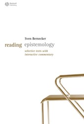 Reading Epistemology