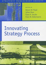 Innovating Strategy Processes | Steven W. Floyd |