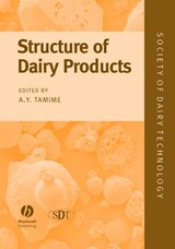 Structure of Dairy Products | Adnan Tamime |