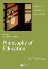 Philosophy of Education | Randall Curren |