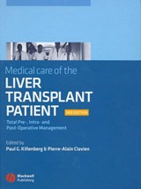 Medical Care of the Liver Transplant Patient | Paul G Killenberg |