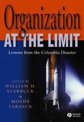 Organization at the Limit