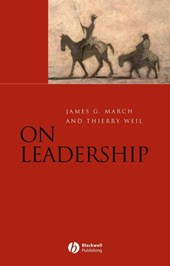 On Leadership | James G. March |