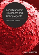 Food Stabilisers, Thickeners and Gelling Agents | Alan Imeson |