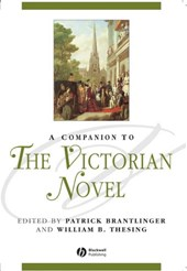 A Companion to the Victorian Novel | Patrick Brantlinger |