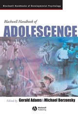 Blackwell Handbook of Adolescence | Gerald R. Adams |