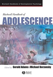 Blackwell Handbook of Adolescence