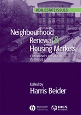 Neighbourhood Renewal and Housing Markets | Harris Beider |