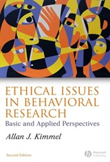 Ethical Issues in Behavioral Research | Allan J. Kimmel |