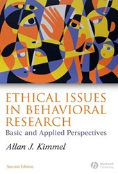 Ethical Issues in Behavioral Research