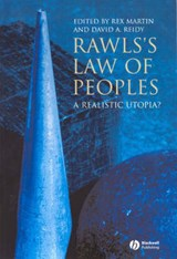 Rawls's Law of Peoples | Rex Martin |