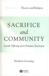 Sacrifice and Community | Matthew Levering |