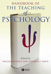 Handbook of the Teaching of Psychology | William Buskist |