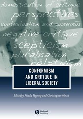 Conformism and Critique in Liberal Society | Frieda Heyting |