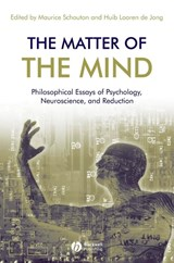 The Matter of the Mind | Maurice Schouten |