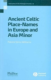 Ancient Celtic Placenames in Europe and Asia Minor, Number