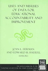 Uses and Misuses of Data for Educational Accountability and Improvement | Joan L. Herman |