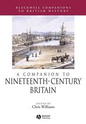 A Companion to Nineteenth-Century Britain
