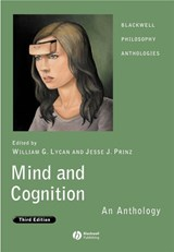 Mind and Cognition: An Anthology | auteur onbekend |
