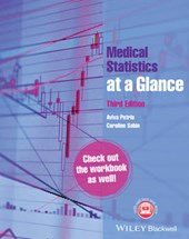 Medical Statistics at a Glance | Aviva Petrie |