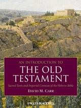 An Introduction to the Old Testament | David M. Carr |