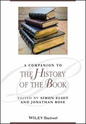 A Companion to the History of the Book |  |
