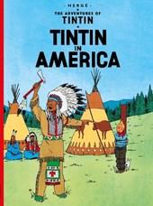 Tintin (02): in america