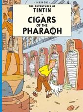 Tintin Tin (03): cigars of the pharaoh