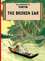 Broken Ear | Hergé |