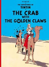 Tintin (08): crab with the golden claws