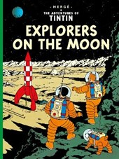 Tintin (16): explorers on the moon