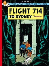 Tintin (21): flight 714 to sydney