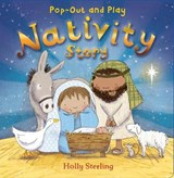 Pop-Out and play Nativity Story | STERLING,  Holly |