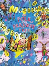 Folk of the Faraway Tree Deluxe Edition | Enid Blyton |