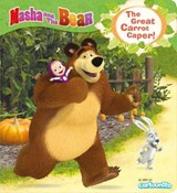Masha and the Bear: The Great Carrot Caper! |  |
