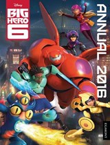 Disney Big Hero 6 Annual | auteur onbekend |