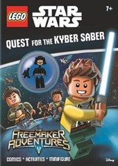 LEGO (R) Star Wars: Quest for the Kyber Saber (Activity Book