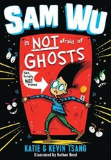 Sam Wu Is NOT Afraid of Ghosts! | Kevin Tsang |