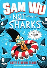 Sam Wu is NOT Afraid of Sharks! | Kevin Tsang |