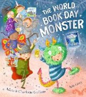 World book day monster