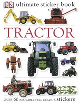 Tractor Ultimate Sticker Book | auteur onbekend |