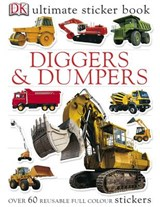Diggers & Dumpers Ultimate Sticker Book | auteur onbekend |