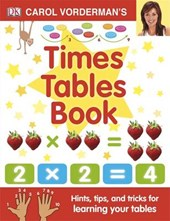 Carol Vorderman's Times Tables Book