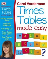 Carol Vorderman's Times Tables Made Easy | Carol Vorderman |