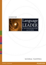 Language Leader Elementary Coursebook and CD-Rom Pack | auteur onbekend |