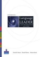 Language Leader: Intermediate. Coursebook + CD-ROM |  |