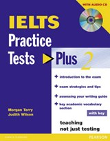 IELTS Practice Tests Plus 2 with key and CD Pack | Judith Wilson |